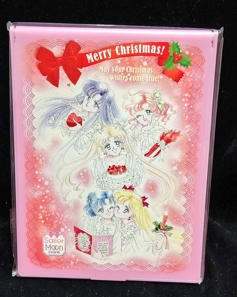 test ツイッターメディア - 【まんだらけ渋谷店入荷情報】 #セーラームーン Sailor Moon store限定 「ストアオリジナル クリスマスミラー」入荷しました! 太陽系戦士たちが楽しいクリスマスを過ごすプリティな原作柄💕 プレゼントにもオススメです✨ 通販はこちら:https://t.co/go0SREmHUQ https://t.co/kYLus80AiC