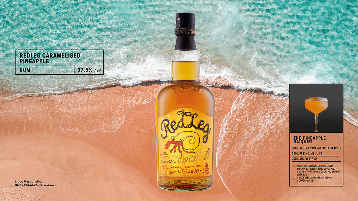 The secret to the great taste of @RedLegRum is all in the blending, the rum is left to rest in oak barrels and infused with Jamaican ginger and vanilla spices. Try matching this rum with your favourite icecream. #Rum #Food  https://t.co/F4rEI9nvl5 https://t.co/4mopZn7yei