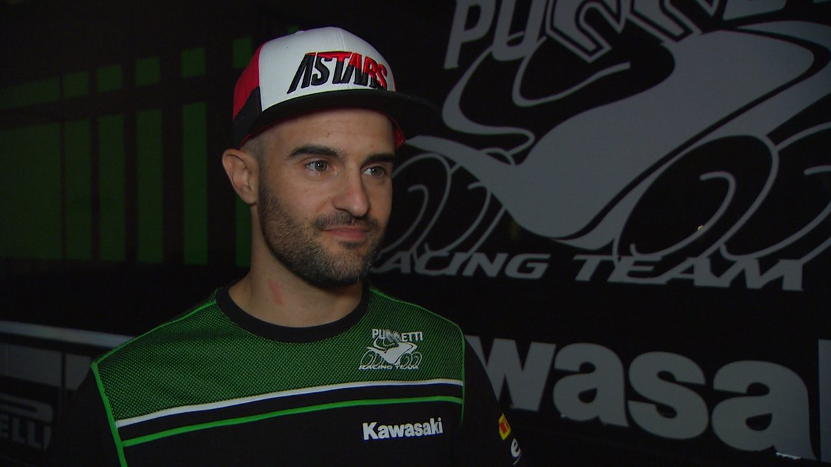 test Twitter Media - 🤜🏻@XaviFores reveals all on #WorldSBK return at Jerez test!  📹INTERVIEW | #WorldSBK https://t.co/sfRdNOSLfM https://t.co/C0cMpZPXHM