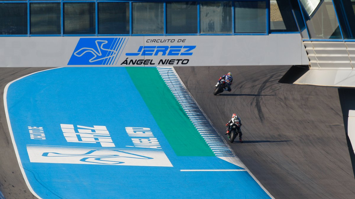 test Twitter Media - 💥WATCH: the latest round-up ahead of the 2020 season with day two from Jerez  📹VIDEO | #WorldSBK https://t.co/xVajRKwy53 https://t.co/Mu5ndnLfhu
