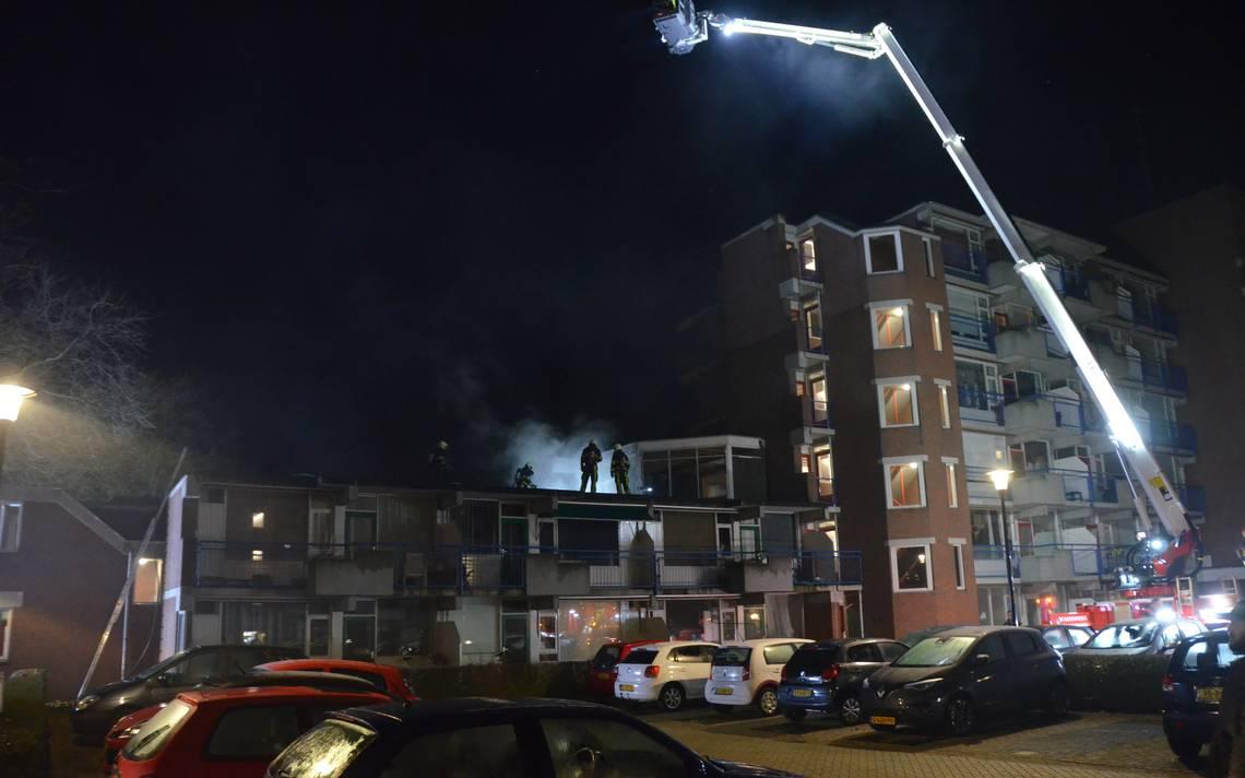 Melding brandweer Trosdravik Leeuwarden