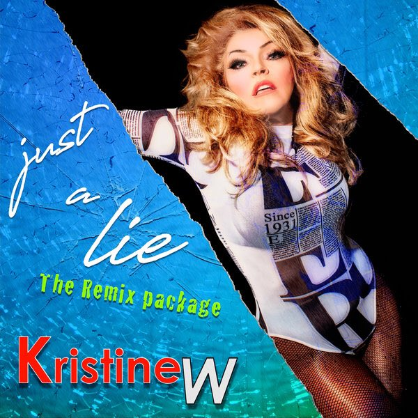 It is my homosexual duty to inform you that the Just A Lie remix package by @KristineWmusic is very good