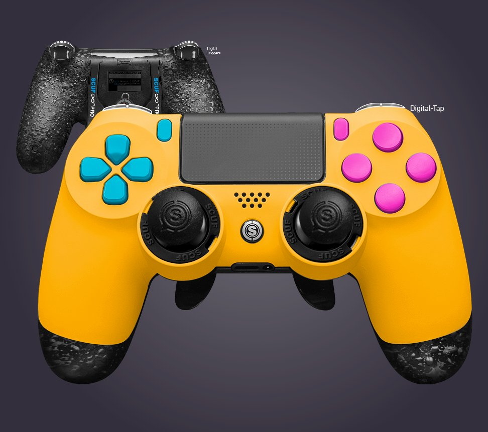 """Who wants to win a FREE @ScufGaming controller?  Head over to the Scuf site and build a custom controller! Tweet me a picture of the design + the best 3 will get their controller's for FREE!  Scuf site:   Use code """"ALIA"""" for 10% off at checkout - Good luck!"""