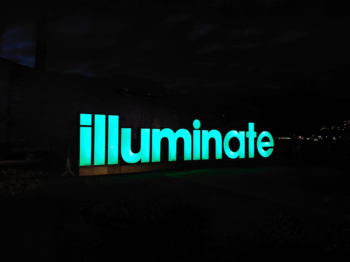 test Twitter Media - Night visit into #Plymouth to see the Illuminate, at Plymouth's historic Royal William Yard. The visual spectacle marks  the official start of the Mayflower 400 commemorative year with lots of pretty lights (and it's free). Worth the trip💡🔦 #illuminateplymouth https://t.co/EKL0xWvCSR