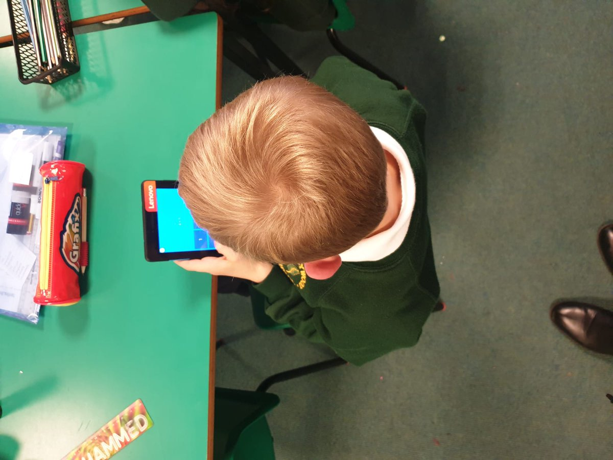 test Twitter Media - A massive THANK YOU to our fantastic Friends of Hollywood who helped us to buy a class set of tablets to support our learning. Here are a couple of pictures of them in use - Times Tables Rock Stars has just become a lot easier to use! https://t.co/AzXyNskPvI