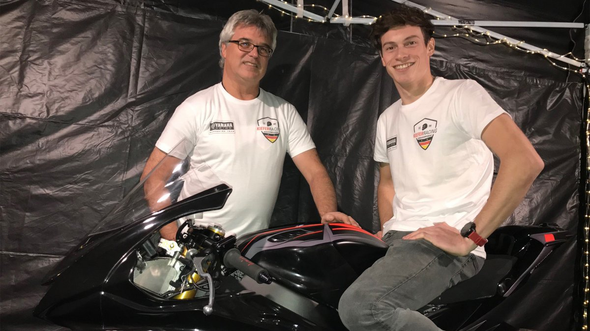 test Twitter Media - 🚨Kiefer Racing joins #WorldSSP for 2020   The all-German speaking team will debut in the series with former Moto2™ rider Lukas Tulovic and 2019 podium finisher Thomas Gradinger  📰 | #WorldSSP https://t.co/lcDE0VdEiC https://t.co/Y0X5H2WCqW