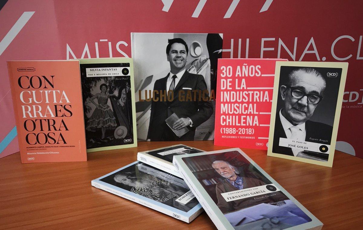test Twitter Media - 🎁🎶 ¿Y si este fin de año regalas un libro sobre #músicachilena? 📚 ¡Mira las recomendaciones de @Musicachilenacl! ✨  Perfectas para obsequiar en estas fechas a los amantes de la lectura y de nuestro repertorio nacional ✔️ Revísalas aquí ⬇️ https://t.co/qP3O36p3Z5 https://t.co/sdCdFl6Ccq