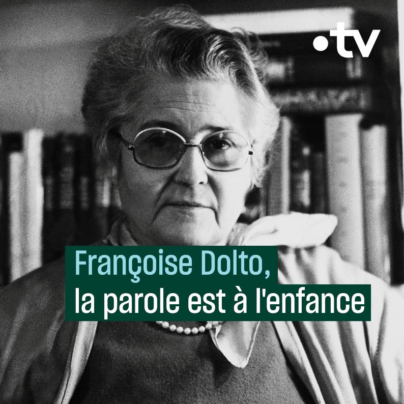 Basée sur l'écoute et la parole, la pratique thérapeutique de Françoise Dolto a révolutionné l'approche de l'enfance. #CulturePrime https://t.co/KWwyobwYs8