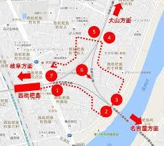 test ツイッターメディア - 名鉄名古屋駅から北に2つ目と3つ目の間の分岐部分ですが、 なんとなく、その三角点の中に昔は一軒だけあった家を思い出しますね・・・・。 これもどうやって外へ出たんでしょう❓ https://t.co/6LmXdGLsUE https://t.co/j7BMHPMuJq
