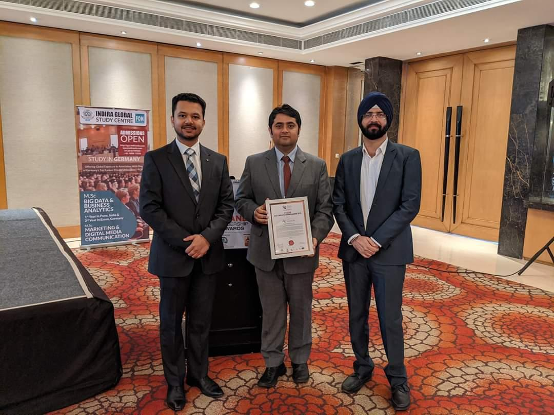 test Twitter Media - Punjab Best Employer Brand Awards 2019.  We are honored to be felicitated with the Best Employer Brand of the Punjab State Award and motivated to continue our endeavor of recognizing and nurturing the talent within the region by offering them global exposure.  #bestemployer2019 https://t.co/ICJJsPKThV