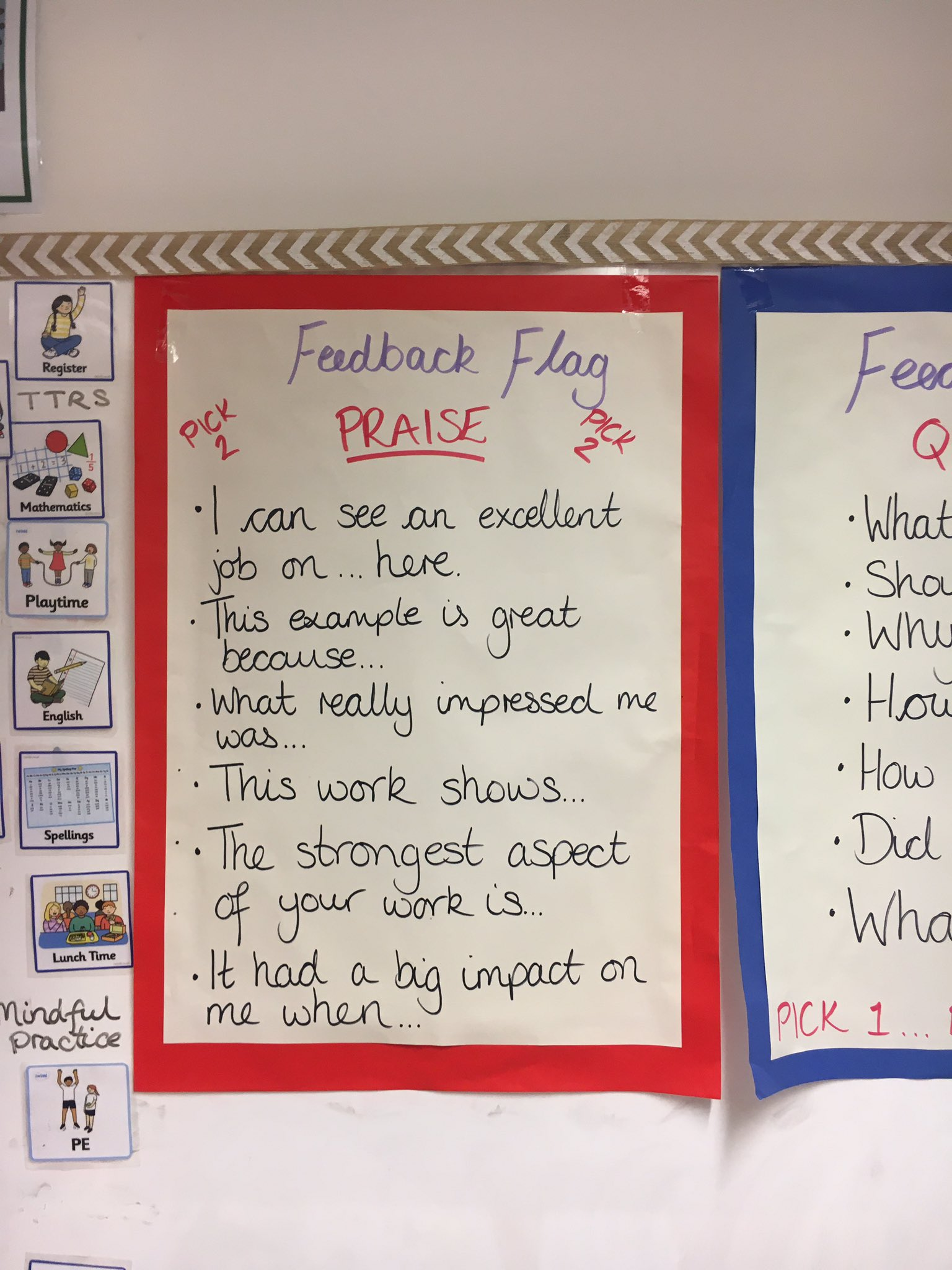 One of the ways to help with peer feedback is to provide the language for learners as they engage with their peers!  @JMU @JMUCoE @CorwinPress https://t.co/5185ljjXx8