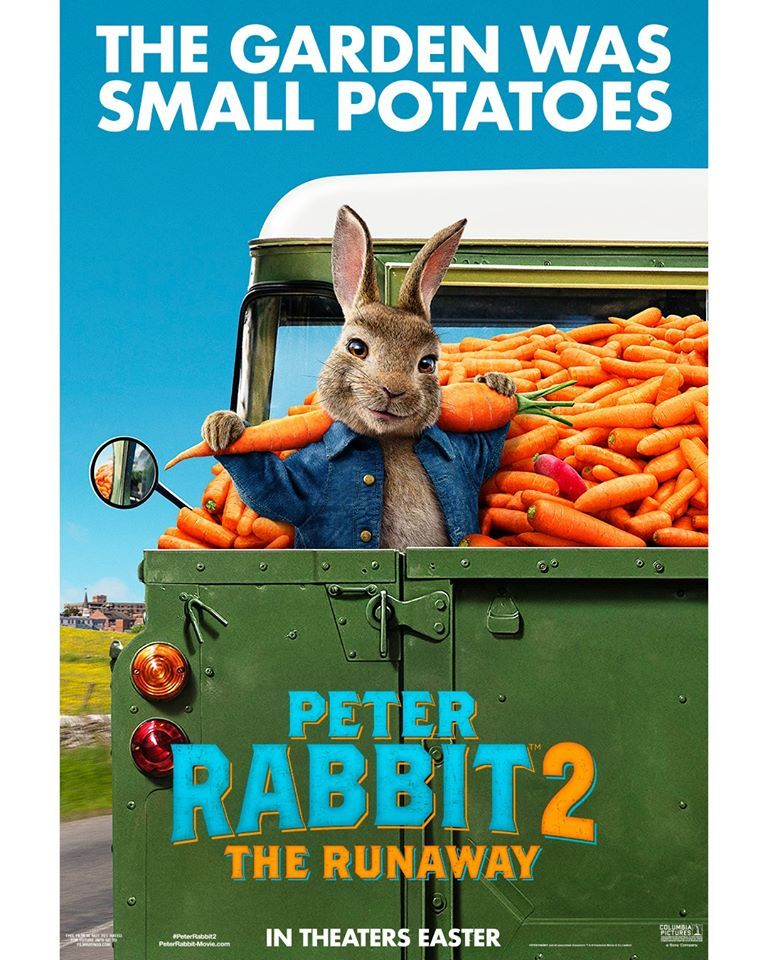 test Twitter Media - Get ready to go to town. #PeterRabbit2 in D-BOX next Easter.  //  En 2020, vivez le retour de #PeterRabbit2 en D-BOX! https://t.co/hBcyOCCzWk