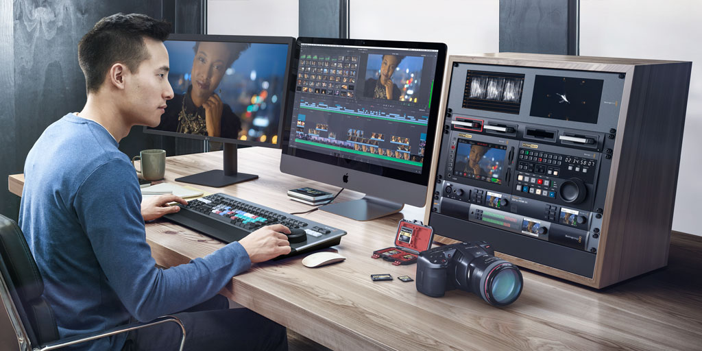 RT @Blackmagic_News: New DaVinci Resolve 16.1.2 Update! Get new audio and video only editing on the cut page, mark in and out buttons in th…