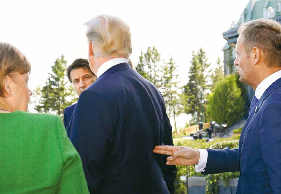 Despite seasonal turbulences our transatlantic friendship must last #Trump #NATO