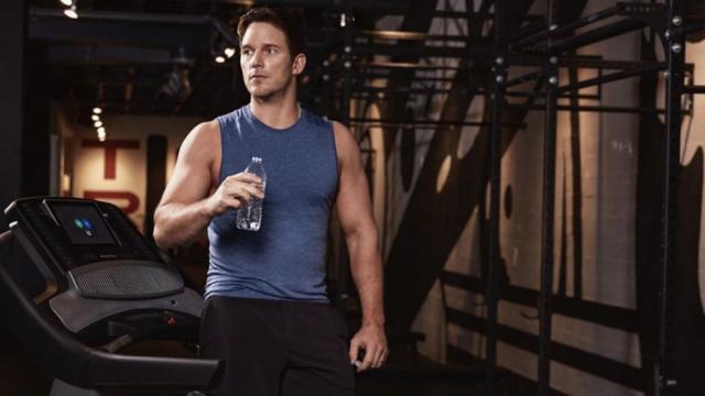 Chris Pratt apologizes for posing with single use plastic bottle