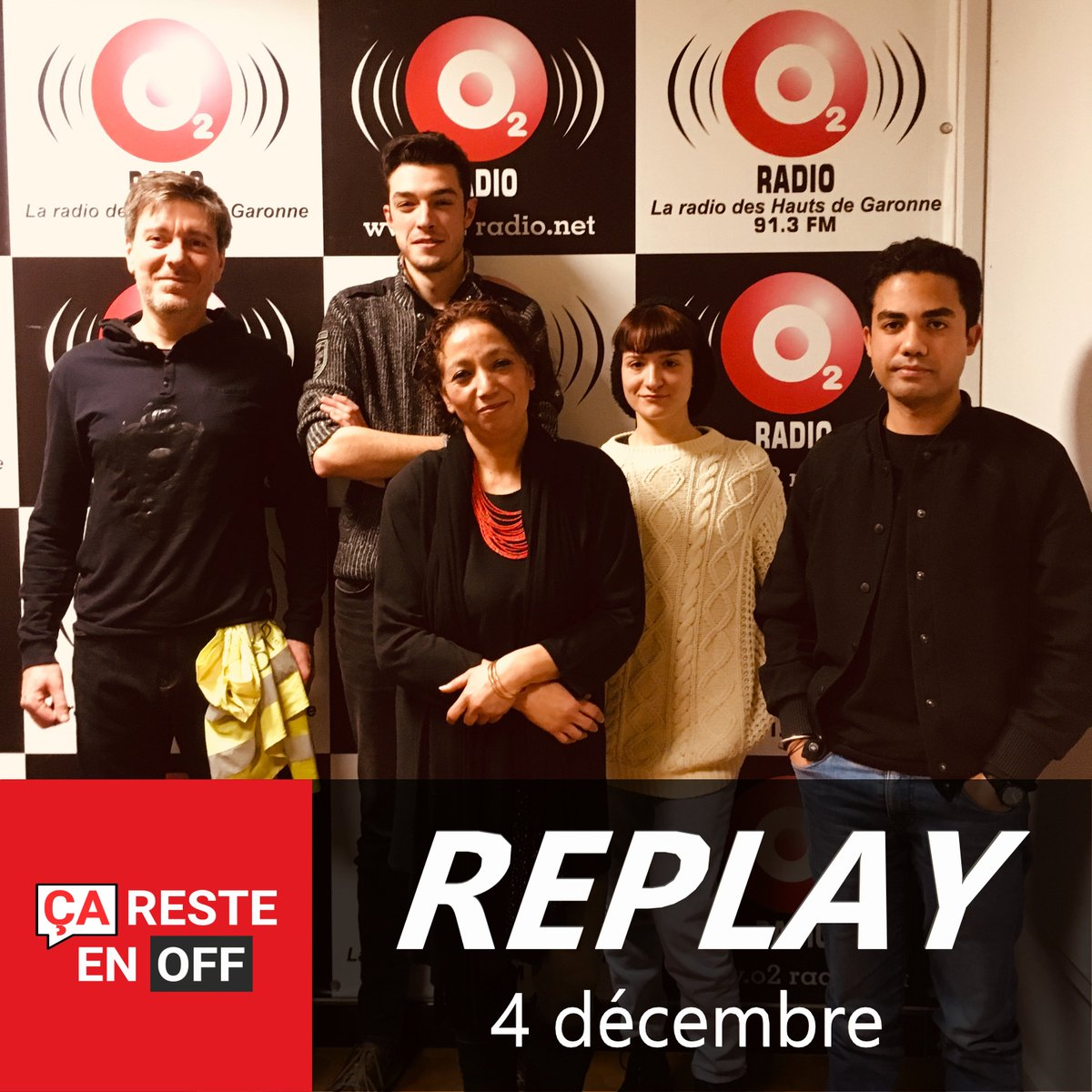 test Twitter Media - 🔁[PODCAST] #EnOff (Ré)écoutez la dernière émission avec @BGothiere, cofondatrice de @L214 ici 👉 https://t.co/1bs3Ogf57M  ➡️#foiegras #antispecisme #5decembre #GreveGenerale #PISA #education #mali #France https://t.co/doLzQIakAS