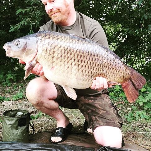 #TBT new PB 👌🎣🎣  #carp #fishing #carpfishing #Nutjob #bait #commoncarp #obssesion https://t