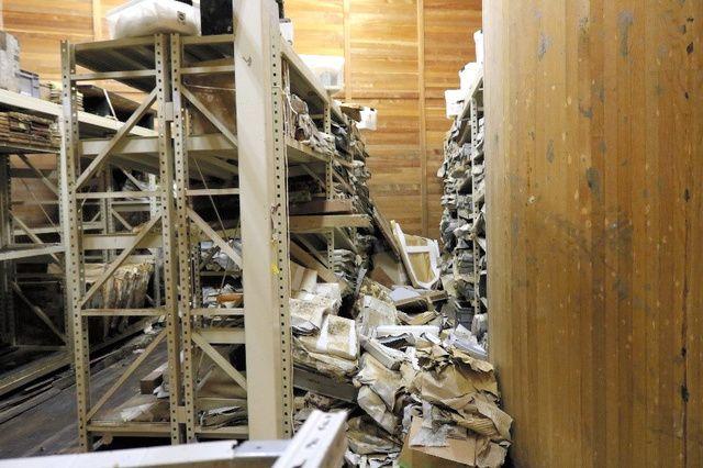 test ツイッターメディア - 台風浸水、収蔵品26万点中3万1千点が無事 川崎市市民ミュージアム https://t.co/IpIA1kCZrC  館外貸し出しや上階にあったことで被害を免れた。ただ、収蔵品数が多いため、被害の全容解明のめどはたっていない。同館は国内の美術館では珍しい漫画の資料収集でも知られる。 #川崎 https://t.co/HLNFhdsNR2