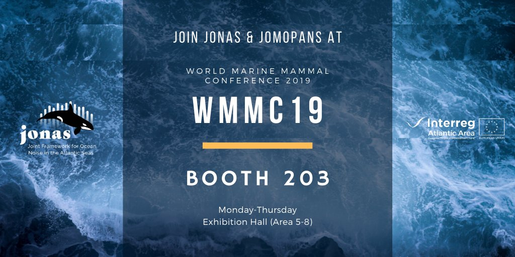 test Twitter Media - Just 3 sleeps until #WMMC19! We're looking forward to chatting with you about underwater noise mapping, monitoring, and management at Booth 203 in the Exhibition Hall.@wmmc2019 @jomopans https://t.co/6p72NUVdOF