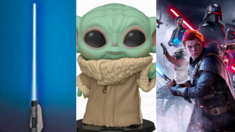 15 most impressive gifts for Star Wars fans