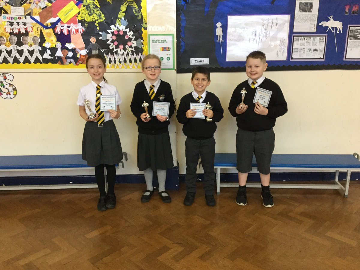 test Twitter Media - Our @RomileyPS Junior Writing Oscar winners. Wonderful work produced by such talented people. Well done 👏📝 https://t.co/3SYQ1sxH6g