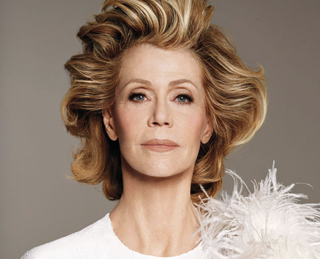 """""""I don't want to look back and wonder what more I could have done to save our planet.""""~ @Janefonda"""