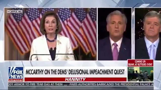 Speaker Pelosi claims she doesn't hate this president...  I know this for sure—she loves impeaching him. She has wasted her entire majority on it. That tells you all you need to know.
