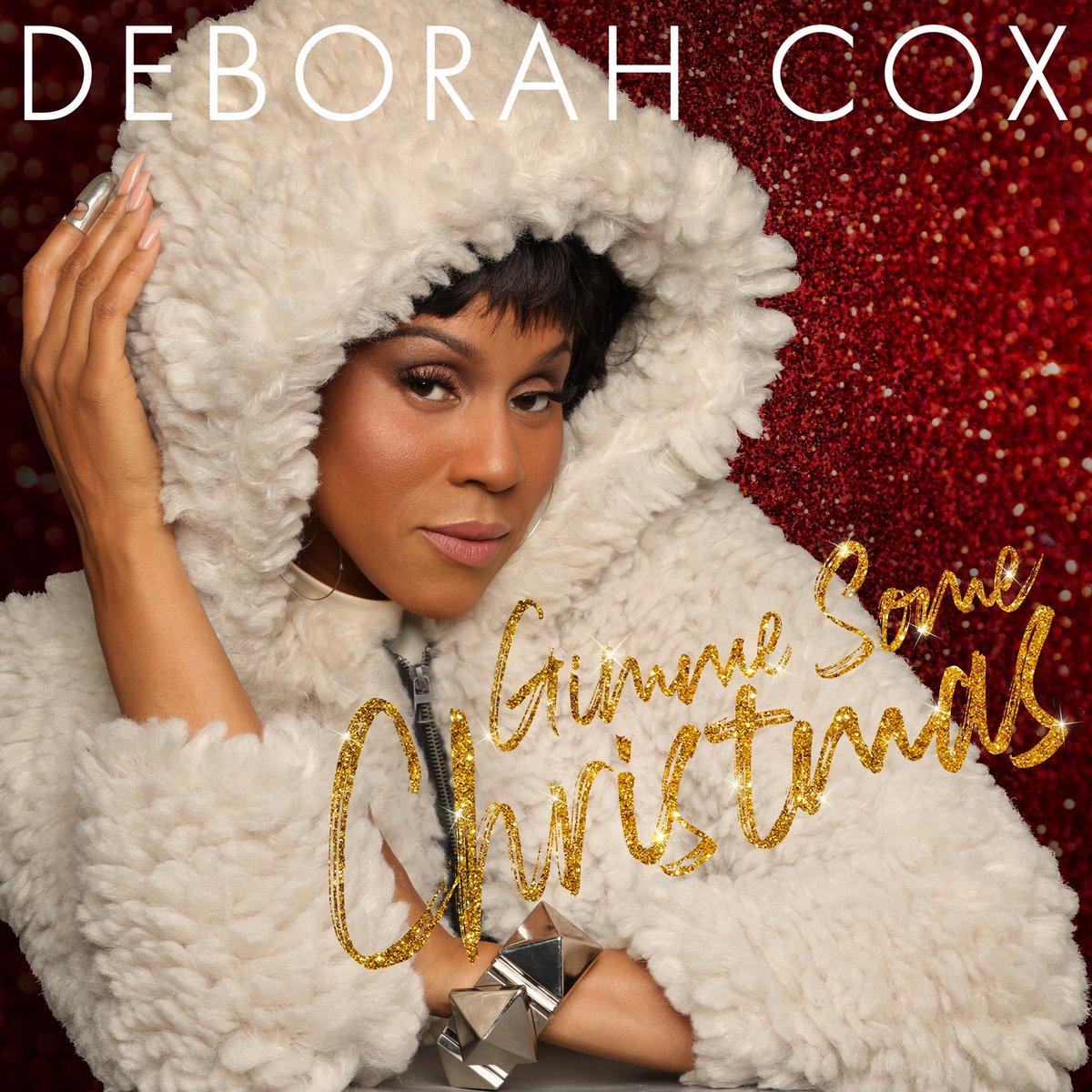 Get festive!! Did you hear GimmeGimmeGimmeSomeChristmas🎄