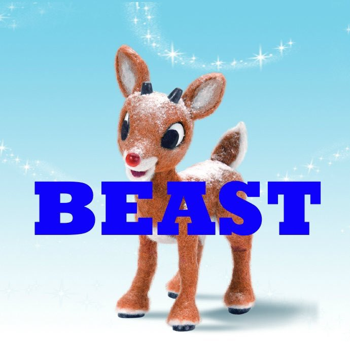 TONIGHT at 10:30PM BEAST is back at @ucbtny SUBCULTURE  PERFORMANCES FROM: @ericarhodes  @CruzKayne  @HammerkatzNYU @matthewsstarr    Use promo code BEASTSHOW for 25% off!  Tix:   YOU ARE THE BEAST  @SubCulture_NYC