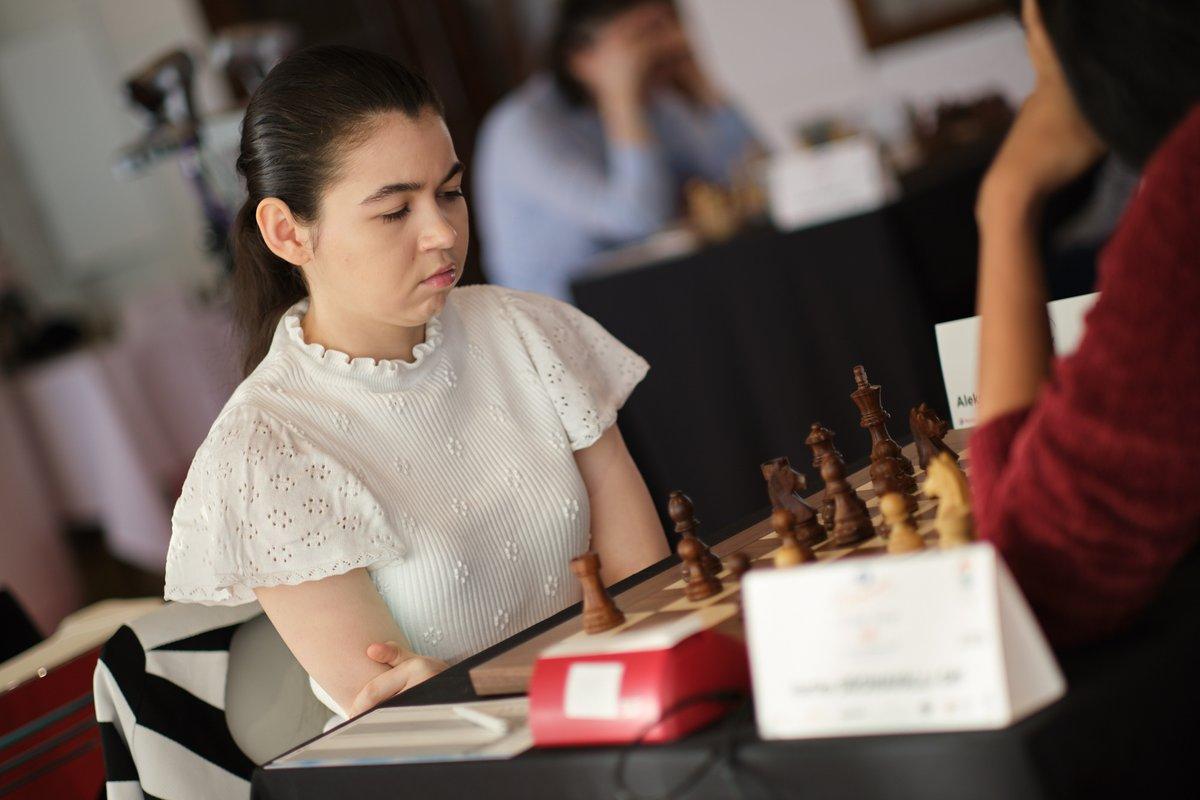 test Twitter Media - Results of Round 4 of #WomenGrandPrixFIDE in Monaco: (2) Dzagnidze ½-½ Koneru (2½) (1½) Lagno 0-1 A. Muzychuk (1½) (½) Paehtz 0-1 Cramling (1½) (1) Zhao Xue 1-0 Gunina (1) (2) Harika 0-1 Goryachkina (1½) (1½) Kosteniuk ½-½ M. Muzychuk (1½)  📷:K. Bartnik https://t.co/WT3dzmqT5K https://t.co/STaARXB8Xd