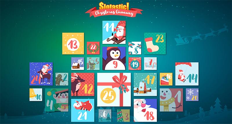 #Slotastic are kicking off #Christmas with 25 days of casino bonuses! More Info:  🎄🎅💰 #slots #pokies #bitcoin #onlinecasino#promotions #litecoin #neosurfcasino #casino