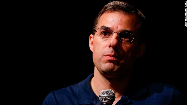 Independent Rep. Justin Amash said he is prepared to vote for three articles of impeachment against President Trump, ensuring that Democrats won't be the only ones to impeach