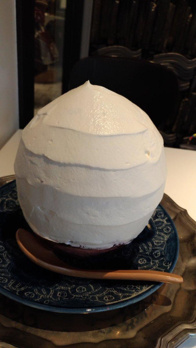 かき氷 インディージョーンズ エスパル ねん 脳みそシャーベットに関連した画像-02