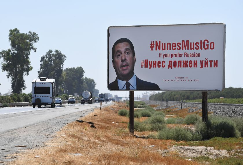 LATimes: Do Devin Nunes' constituents think he's as ridiculous as the rest of us do?