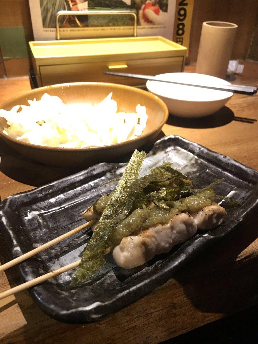 test ツイッターメディア - 大阪きたのに鳥貴族する系ノフ。 釜めし食べたかったので! https://t.co/85Rubhhslb