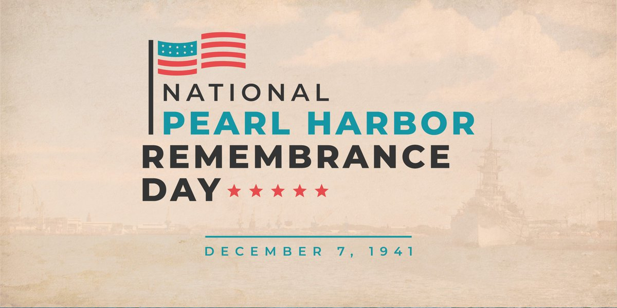 On this day, the 78th anniversary of the attack on Pearl Harbor, we remember those who gave their all in defense of our liberty and freedom.