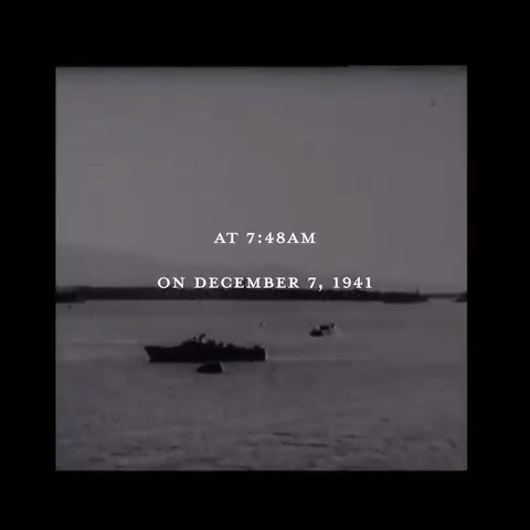 December 7, 1941.  We will never forget those who lost their lives that day.  #PearlHarbor78🇺🇸