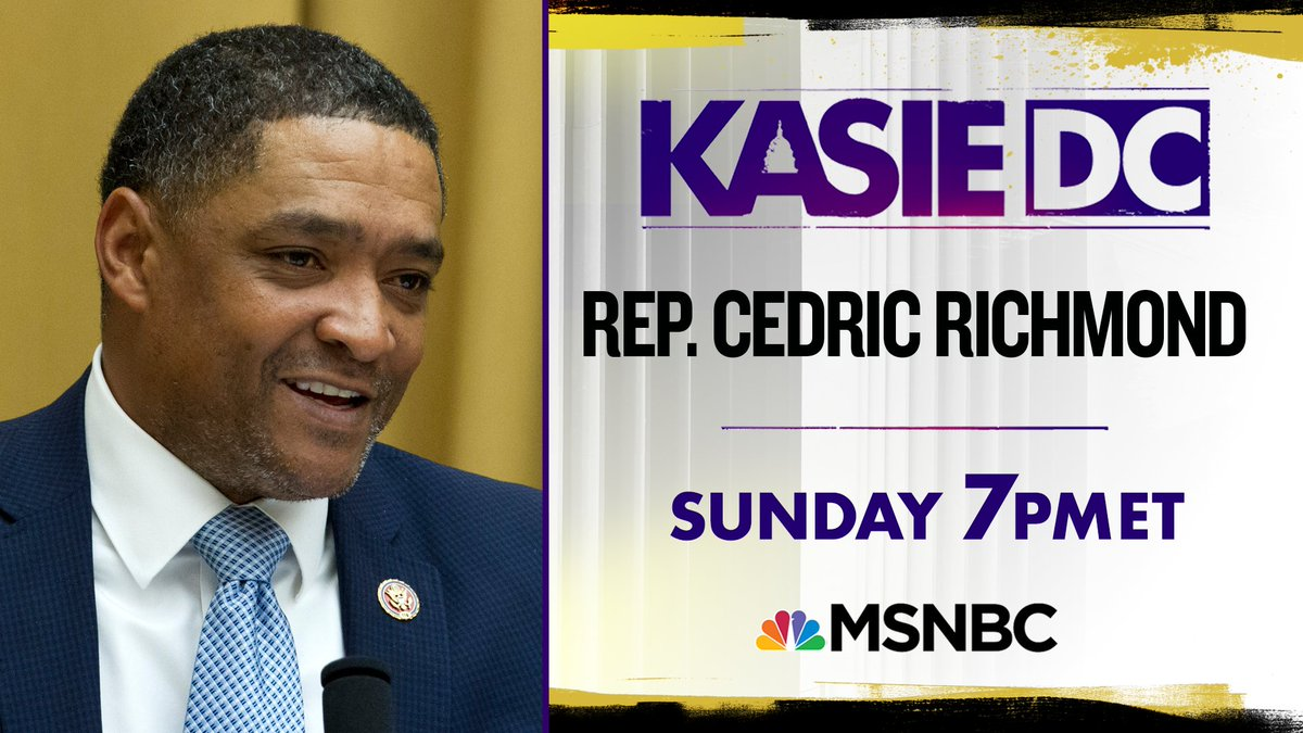 The White House has declined to participate in the impeachment hearings. @DavidGura and @RepRichmond discuss the latest updates of the House proceedings. Tune in on Sunday, 7-9 p.m. ET on @MSNBC