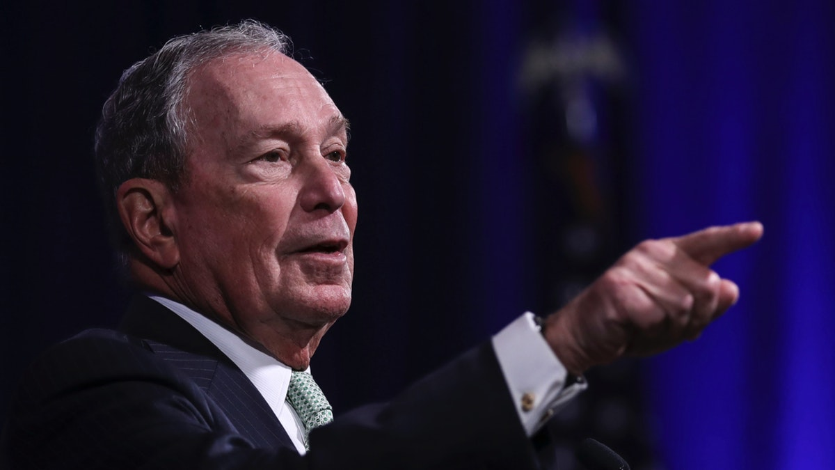 WATCH: Bloomberg Slams Democratic Debate 'Diversity' Narrative