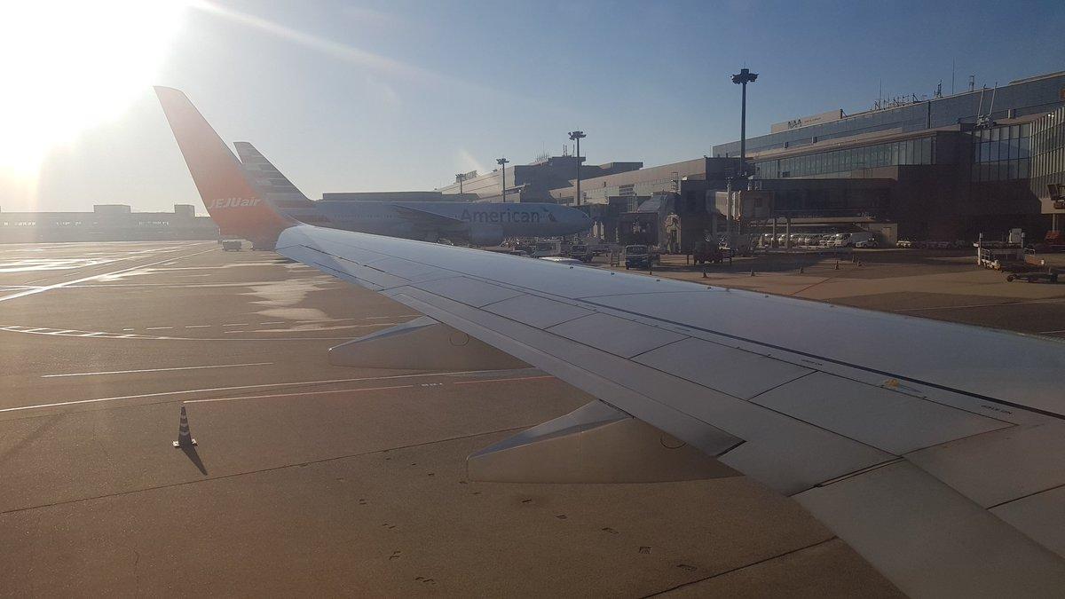 test ツイッターメディア - 成田空港に到着しました! https://t.co/f5OnCVx87s