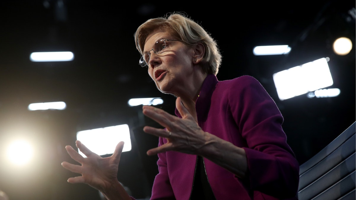 Warren Faces Ancestry Question At Town Hall: 'I Shouldn't Have Done It. I Am Not A Person Of Color'