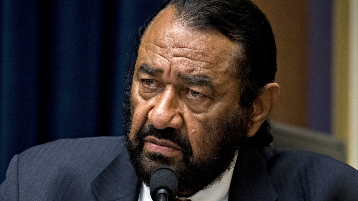 Democrat Congressman Al Green: Trump Must Be Impeached 'To Deal With Slavery'