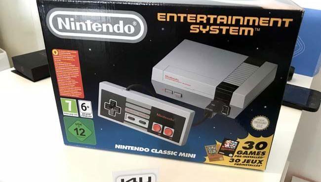 test Twitter Media - Cyber Week 2019 Giveaway: Win a brand-new Nintendo NES Classic Console #CyberWeek #Giveaway #NESClassic @i4unews https://t.co/9gxl4j6Jga https://t.co/ih5DrX5LpN