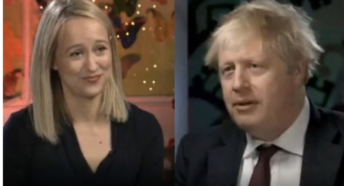 "test Twitter Media - Boris Johnson told Sophy Ridge on Sky News this morning that the naughtiest thing he has done is ""cycling on the pavement"" forgetting being sacked twice for lying, writing racist newspaper articles & agreeing to get a journalist beaten up, and more. https://t.co/4fpQG5GFvq"