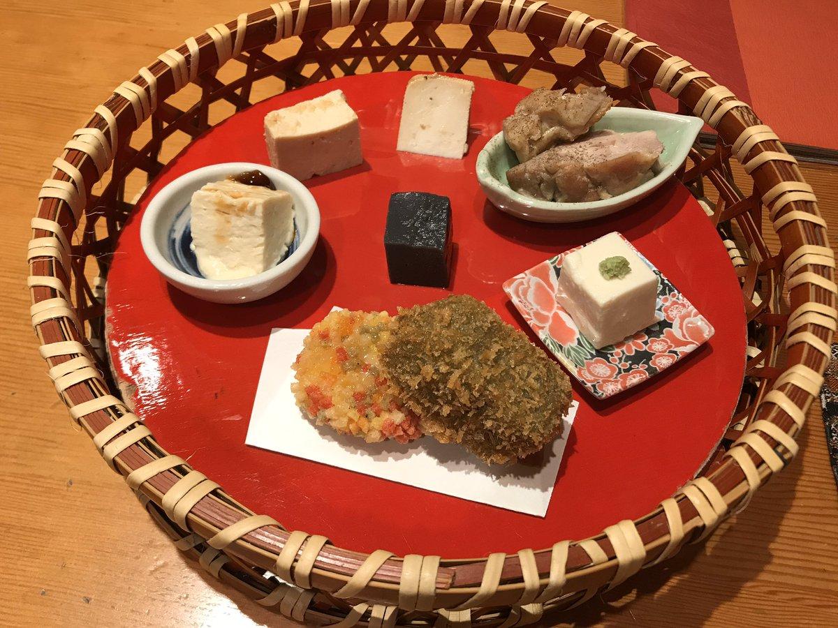 test ツイッターメディア - 京都の思い出! 出町ふたばさんの美味しい豆餅買ったり、お豆腐づくしの料理食べたり...🍽 https://t.co/9dYfuFNujt