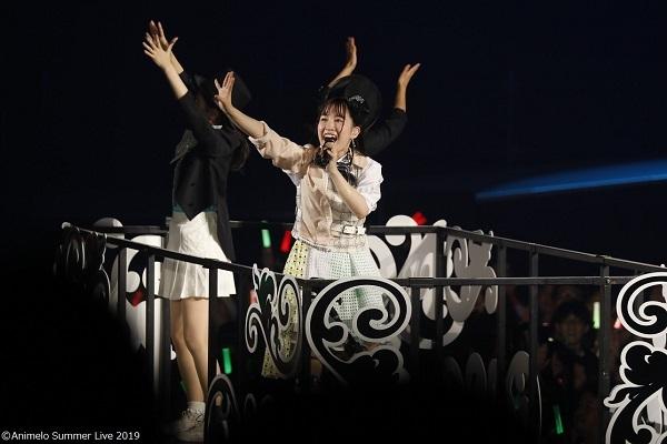 test ツイッターメディア - ♪ダメハダメ / 鈴木みのり  #anisama #nhkbsp https://t.co/qCbhiGNvTD