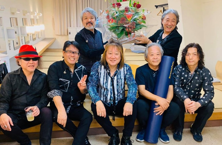 test ツイッターメディア - 甲斐バンド 赤福でコンサート(笑) KAI BAND  45th Anniversary Tour HEROES 2019 シンフォニアテクノロジー響ホール伊勢! なんと田中一郎さん誕生日!おめでとうございます! https://t.co/p0r667npPs