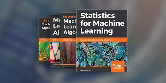 test Twitter Media - The #MachineLearning Mastery eBook Bundle  https://t.co/YMRrVDmZOx  #datascience #ArtificialIntelligence @TensorFlow #python #statistics @PacktPub https://t.co/NVZ4PJAowg