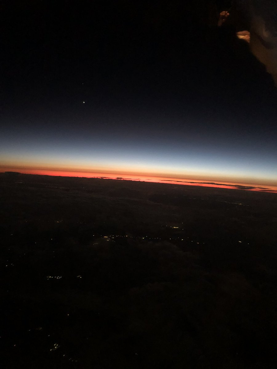 test Twitter Media - Sunset from high in the sky #needsnofilter #iflyswa https://t.co/a7HCzciBdZ