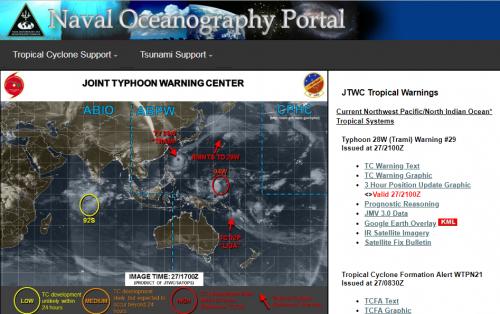 test ツイッターメディア - 【過去記事】 米軍の台風情報(JTWC)は気象庁発表よりも精度が高い!  https://t.co/BpvHRjQCQt https://t.co/Vw6OCn8kcr